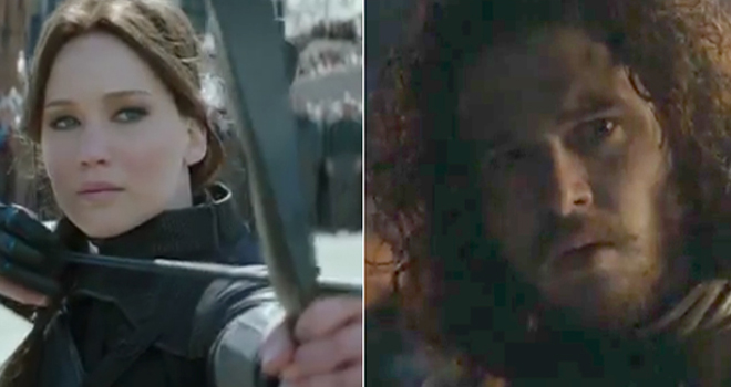LOL: Hunger Game of Thrones: Maten a Jon Snow